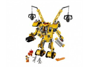 obrázek Lego 70814 Movie Robot Emmet