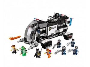 obrázek Lego 70815 Movie Kosmická loď supertajné policie