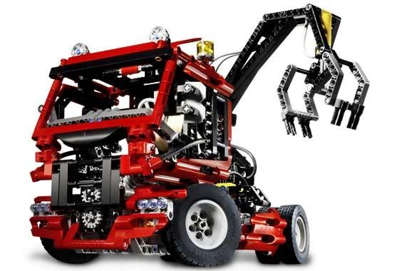 Lego 8436 Technic Truck se zvedákem