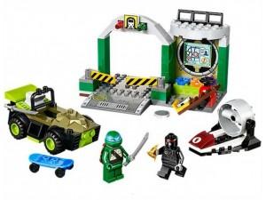 obrázek Lego 10669 Juniors Želví doupě