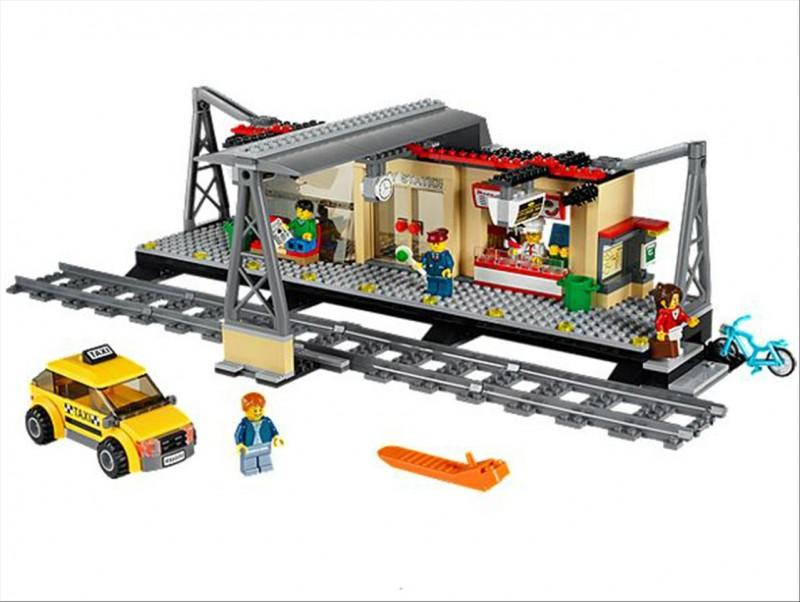 Lego 60050 City Nádraží