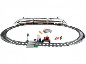 Lego 60051 City Vysokorychlostní osobní vlak