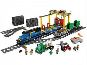 obrázek Lego 60052 City Nákladní vlak