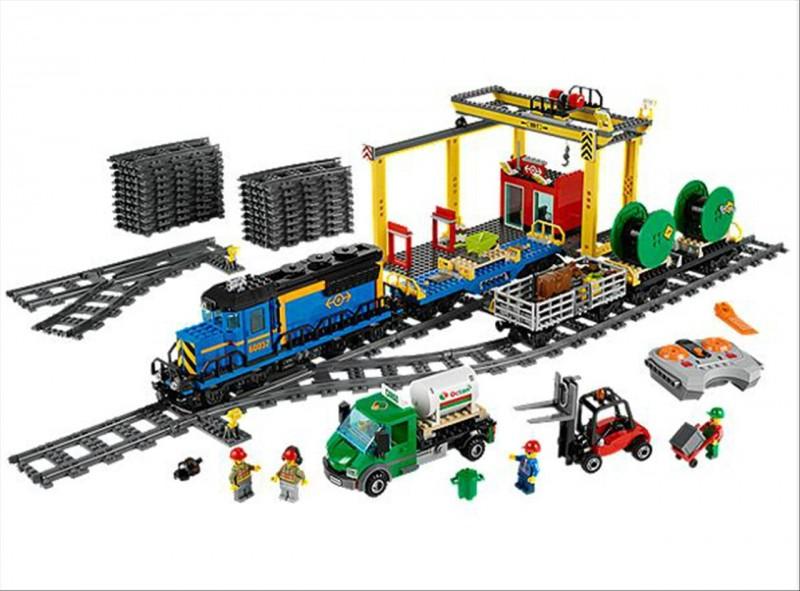 Lego 60052 City Nákladní vlak