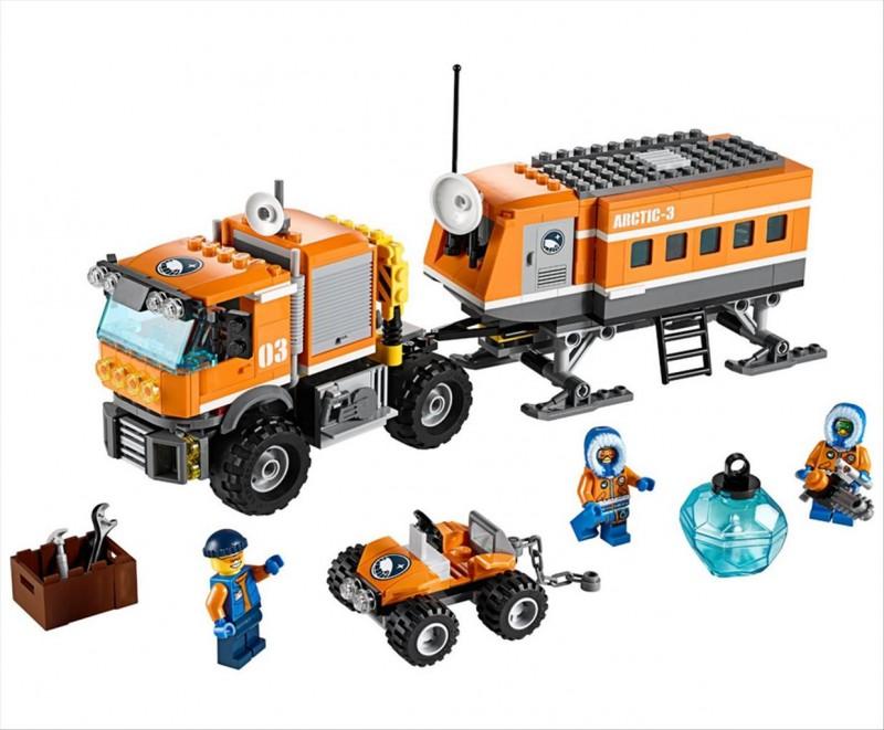 Lego 60035 City Polární hlídka