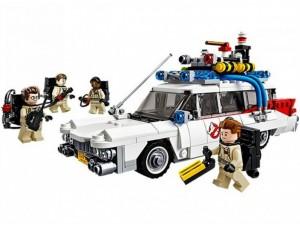obrázek Lego 21108 Ideas Ghostbusters