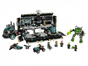 obrázek Lego 70165 Ultra Agents Centrála ultra agentů