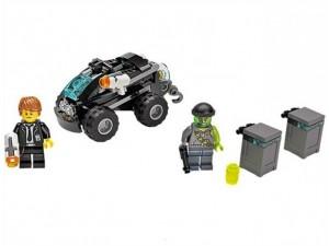 obrázek Lego 70160 Ultra Agents čtyřkolka