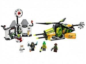 obrázek Lego 70163 Ultra Agents Toxikita's Toxic Meltdown