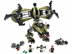 obrázek Lego 70164 Ultra Agents Hurricane Heist