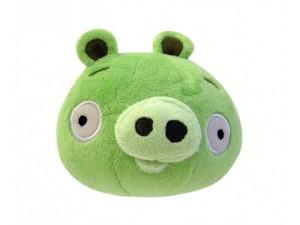 obrázek Angry Birds plyšové zelené prase 20 cm