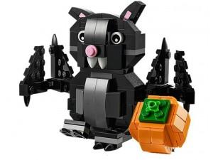 obrázek Lego 40090 Halloween´s netopýr