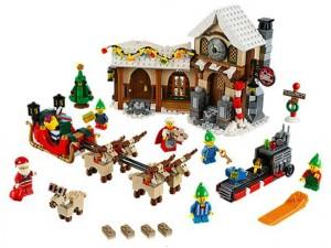 obrázek Lego 10245 Creator Vánoční Workshop