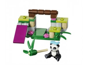 obrázek Lego 41049 Friends Bambus pro pandu