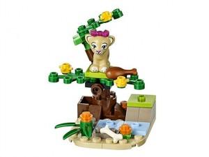 obrázek Lego 41048 Friends Lvíče v savaně