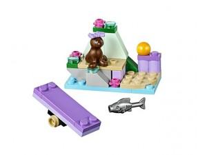 obrázek Lego 41047 Friends Tulení skála