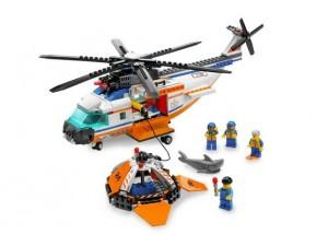 obrázek Lego 7738 City Pobřežní hlídka