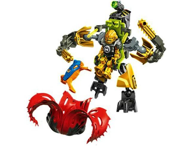 Lego 44023 Hero Factory Pásák Rocka
