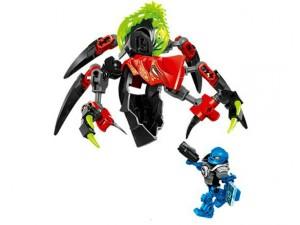 obrázek Lego 44024 Hero Factory Monstrum TUNELÁŘ versus SURGE