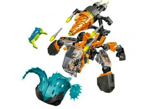 obrázek Lego 44025 Hero Factory Razící stroj Bulk-rozbaleno