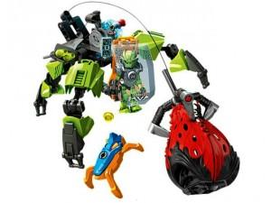 obrázek Lego 44027 Hero Factory Bleší stroj Breez