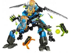 obrázek Lego 44028 Hero Factory Bojový stroj Surge a Rocka