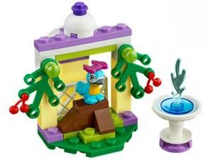 obrázek Lego 41044 Friends Fontána pro papoušky