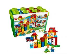 obrázek Lego 10580 Duplo Zábavný box Deluxe