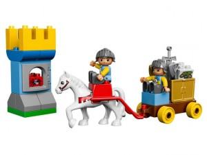 obrázek Lego 10569 Duplo Útok na poklad