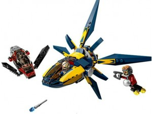 obrázek Lego 76019 Super Heroes Starblaster souboj