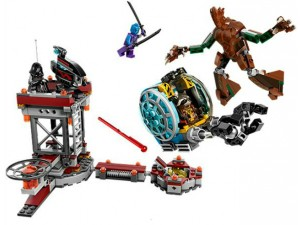 obrázek Lego 76020 Super Heroes Úniková mise