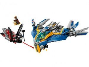 obrázek Lego 76021 Super Heroes Záchrana vesmírné lodi