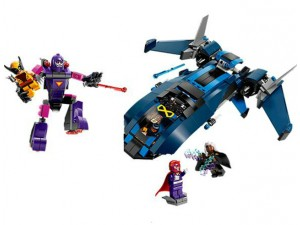 obrázek Lego 76022 Super Heroes X-men versus The Sentinel