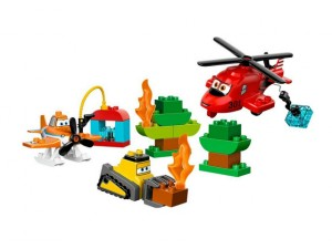 obrázek Lego 10538 Duplo Planes Hasiči a záchranáři
