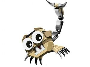 obrázek Lego 41522 Mixels Scorpi