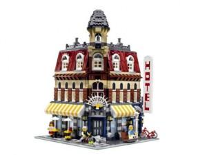 obrázek Lego 10182 Café Corner