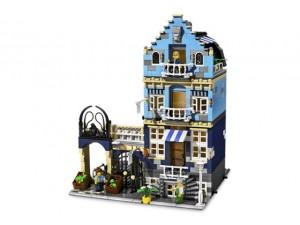 obrázek Lego 10190 Market Street