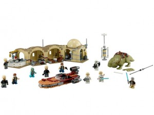 obrázek Lego 75052 Star Wars Mos Eisley Cantina