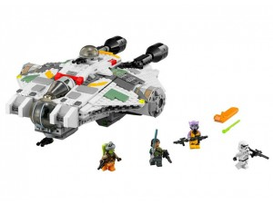obrázek Lego 75053 Star Wars The Ghost