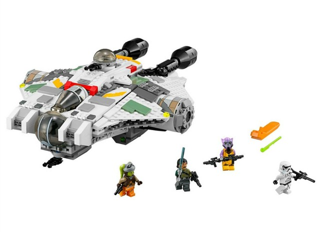 Lego 75053 Star Wars The Ghost