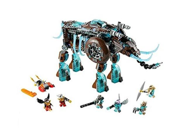 Lego 70145 Chima Maulův ledový mamut