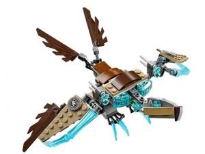 obrázek Lego 70141 Chima Vardyův sněžný supí kluzák