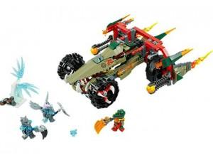 obrázek Lego 70135 Chima Craggerův ohnivý útok
