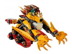 obrázek Lego 70144 Chima Lavalův ohnivý lev