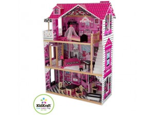 obrázek KidKraft Amelia domeček pro panenky