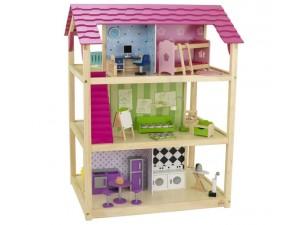 obrázek KidKraft So Chic domeček pro panenky