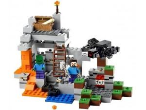 obrázek Lego 21113 Minecraft Jeskyně