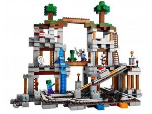 obrázek Lego 21118 Minecraft Důl
