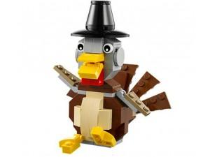 obrázek Lego 40091 Krocan na den Díkůvzdání