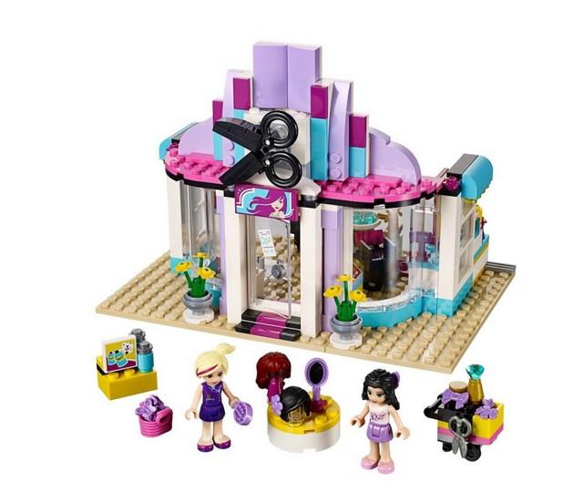 Lego 41093 Friends Kadeřnictví v Heartlake